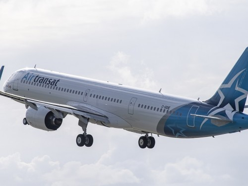 Air Transat earns ISO 14001:2015 certification