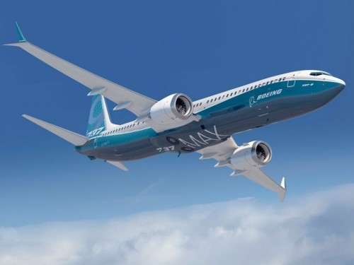 Boeing takes $4.9B hit, sees MAX 8 flying by end of 2019