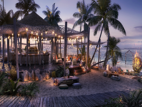 VIDEO: Here's what Virgin Voyages' Beach Club looks like