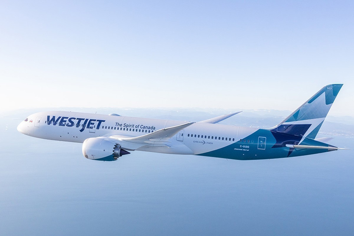 WestJet releases details on winter schedule