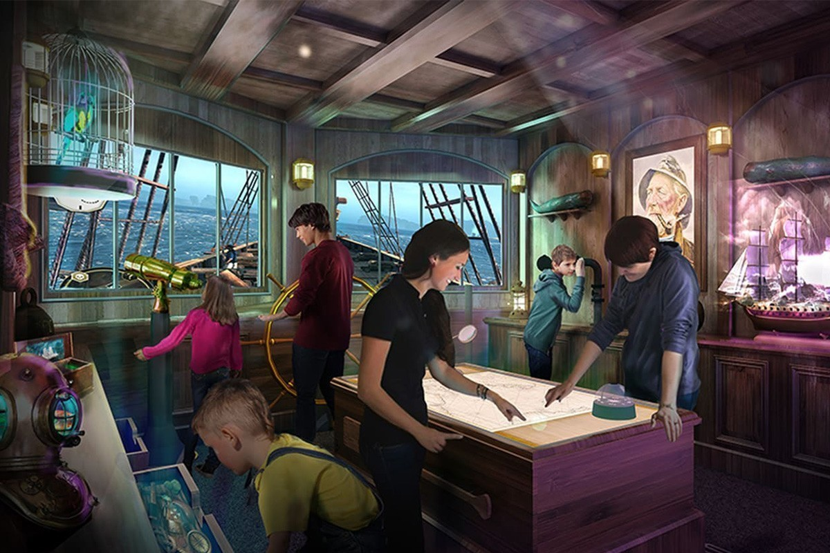 Princess Cruises' next two ships to feature escape rooms