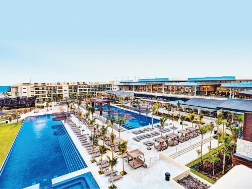 Sunwing offering 4X STAR points on select Blue Diamond properties