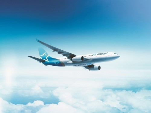 "Transat files complaint against ""highly abusive"" Mach"