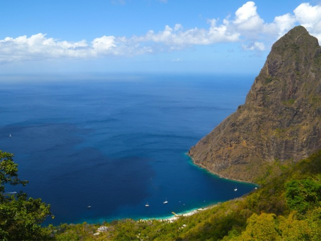 Canadian arrivals to Saint Lucia up 20%