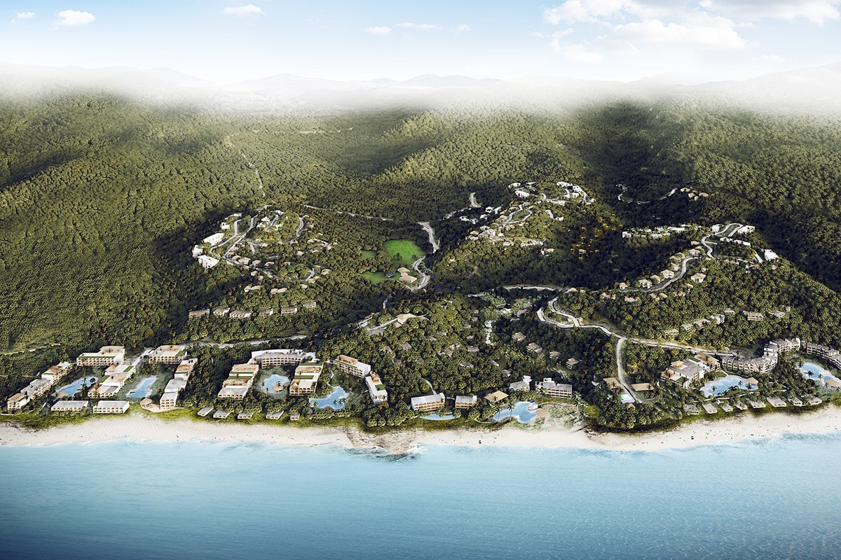 Marriott expands with new all-inclusive resort platform