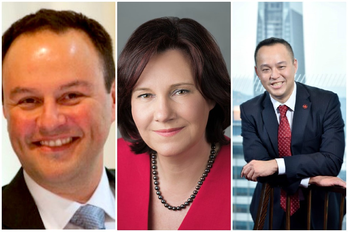 Air Canada's global sales team announces new appointments, new roles