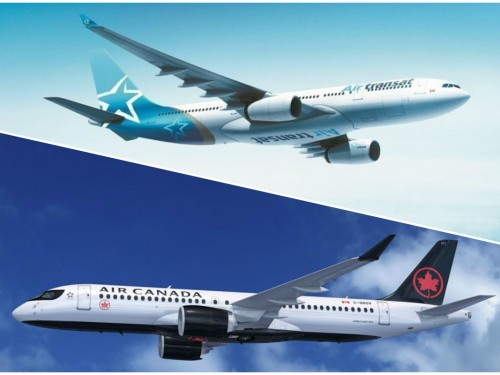 Air Canada agrees to pay even more for Transat; Mach scheme blocked