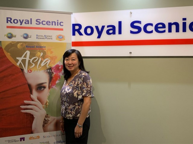 Royal Scenic appoints new president