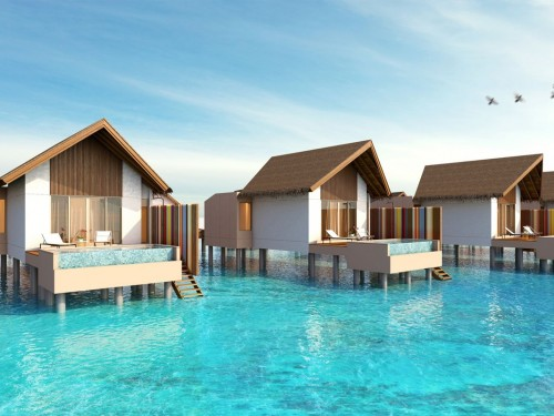 Hard Rock Hotel Maldives opens next month