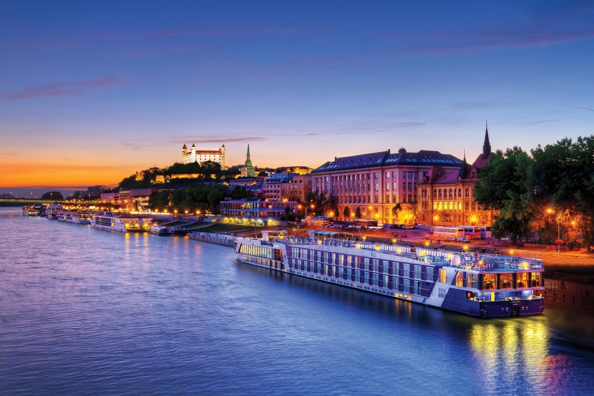 AmaWaterways' new agent training platform is ready to cruise