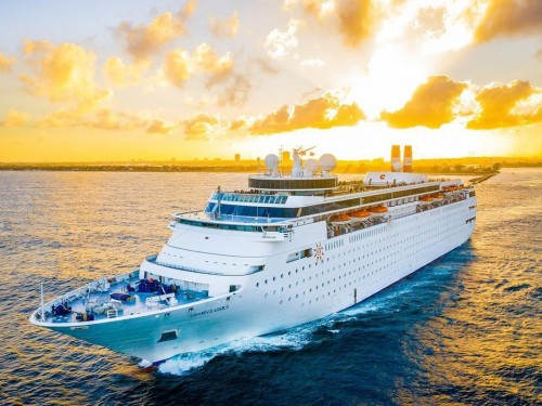 Discover the World Canada to represent Bahamas Paradise Cruise Line