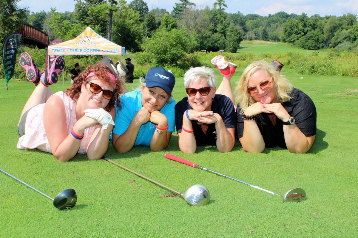 Fore! Skål Toronto's 64th annual golf tournament tees off at Lionhead