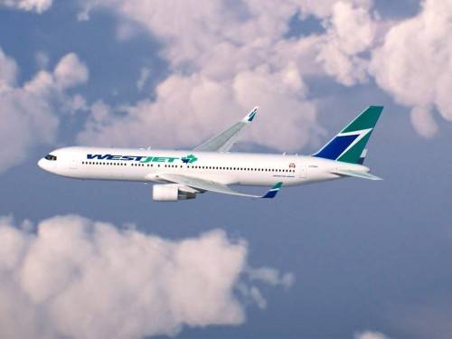 WestJet launches non-stop Toronto-Roatan flight