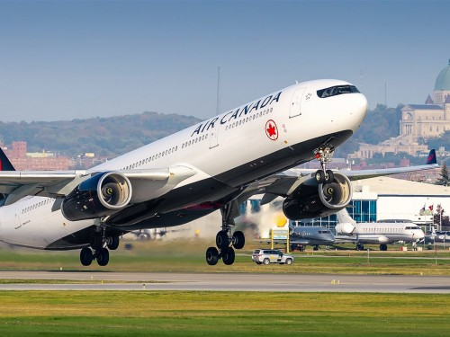 Air Canada now flying year-round from Montreal to Toulouse