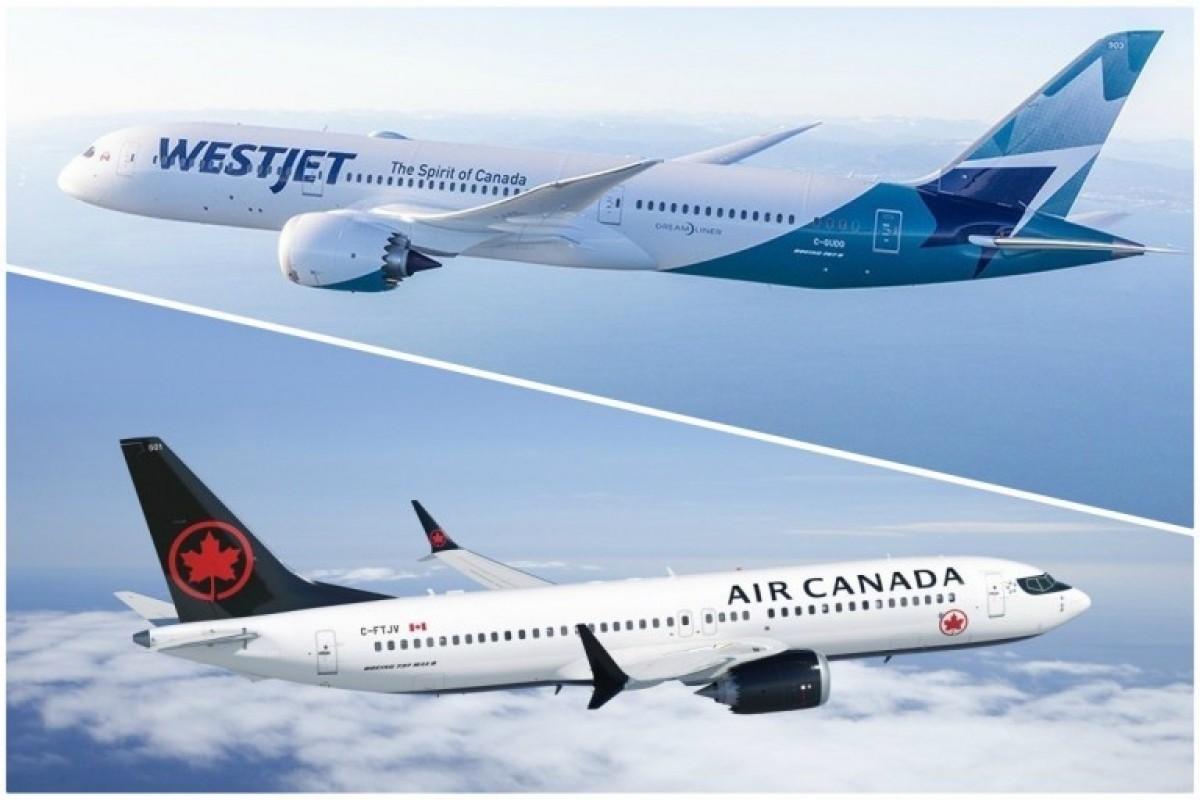 Air Canada challenges WestJet/Onex deal