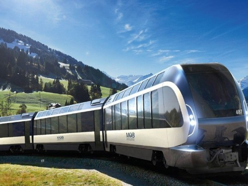 New Goldenpass Express will connect 3 popular Swiss destinations