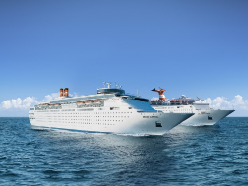 Cruise meets all-inclusive with Bahamas Paradise Cruise Line
