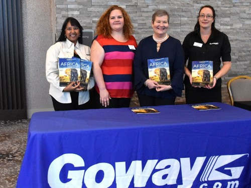 Goway wraps Africa Roadshow in Calgary