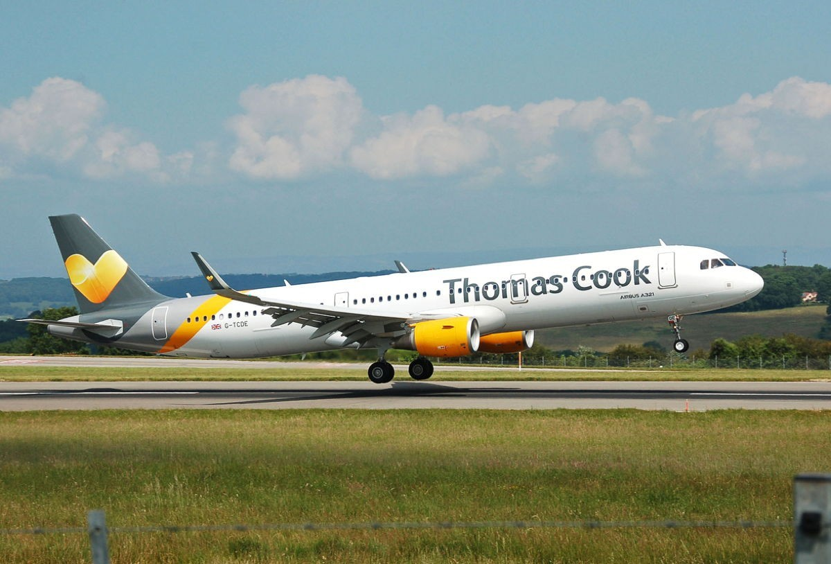 Thomas Cook folds, thousands left stranded