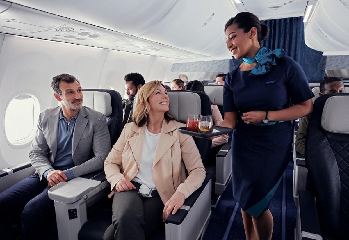 Deal or no deal: WestJet passengers can now bid on upgrades