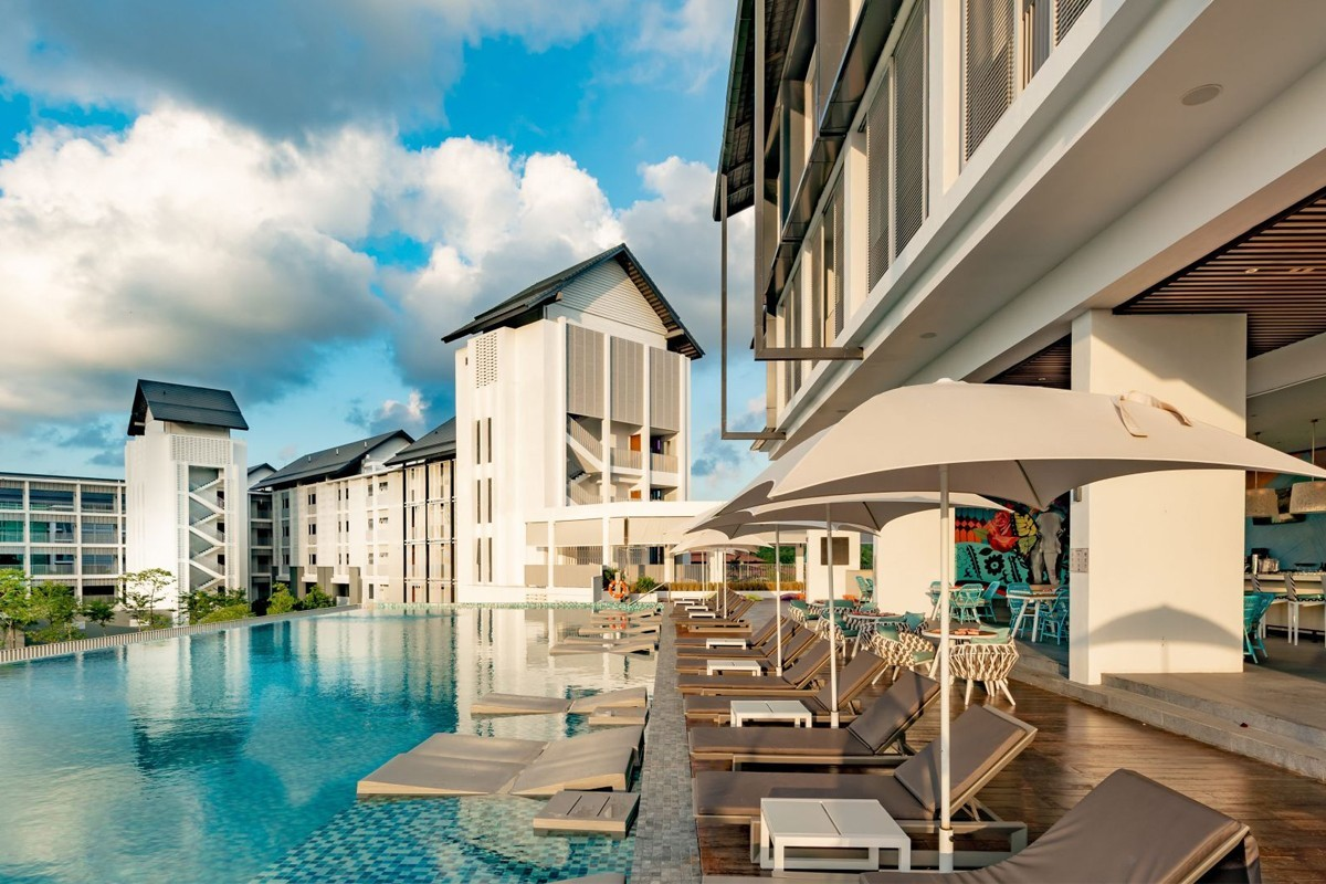 Hard Rock's second Malaysian property is now open