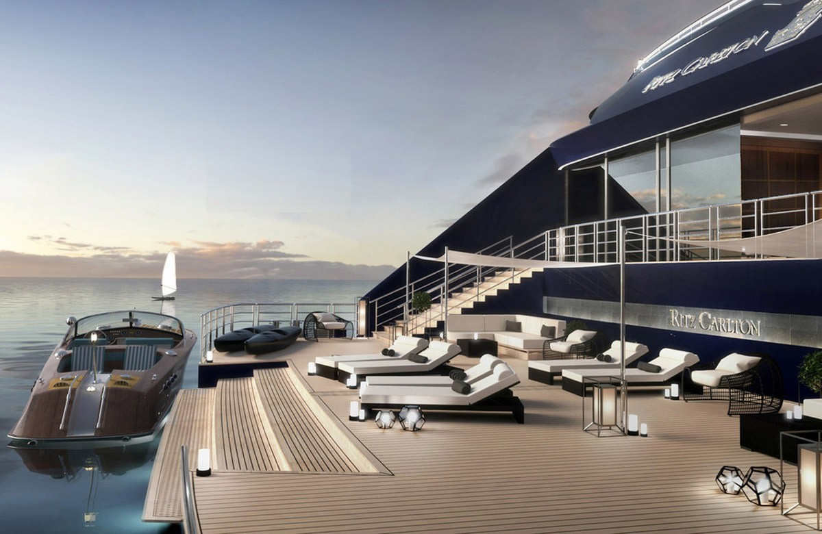 Ritz-Carlton's luxury yacht delayed until June