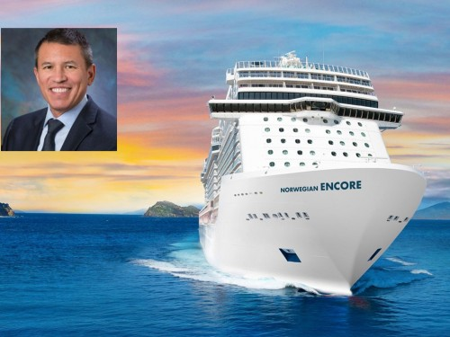 Changes at NCL: Stuart to step down, Sommer named new President & CEO