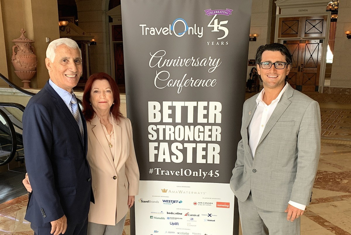 """The future has never looked brighter:"" Family, gratitude takes centre stage at TravelOnly's 45th anniversary"