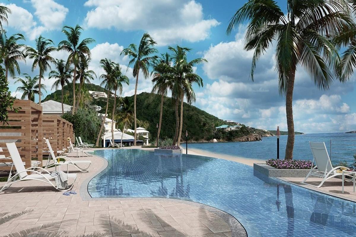 U.S.V.I.'s Frenchman's Reef Marriott Resort & Spa returns; Noni Beach debuts