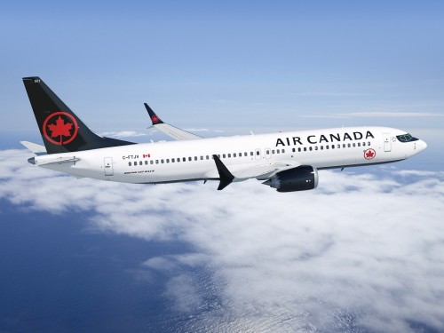 Air Canada removes Boeing 737 MAX 8 through February 2020