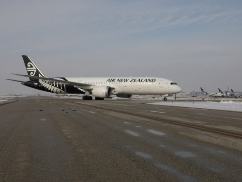 Air New Zealand launches non-stop service between Auckland and New York