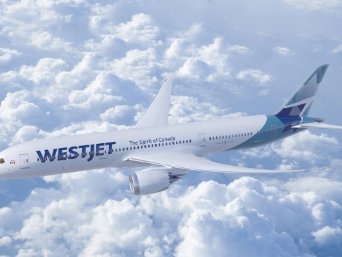 WestJet's 787-9 Dreamliner takes off on first-ever Toronto-London flight