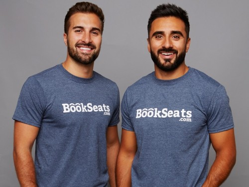 BookSeats.com promises more choice for travelling sports and music fans