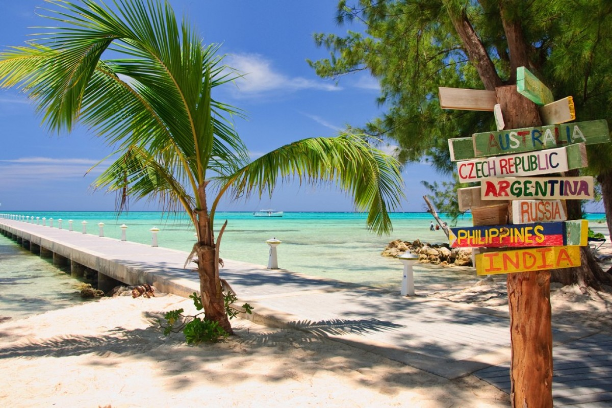 Food, families and the Toronto Raptors: a big year for the Cayman Islands