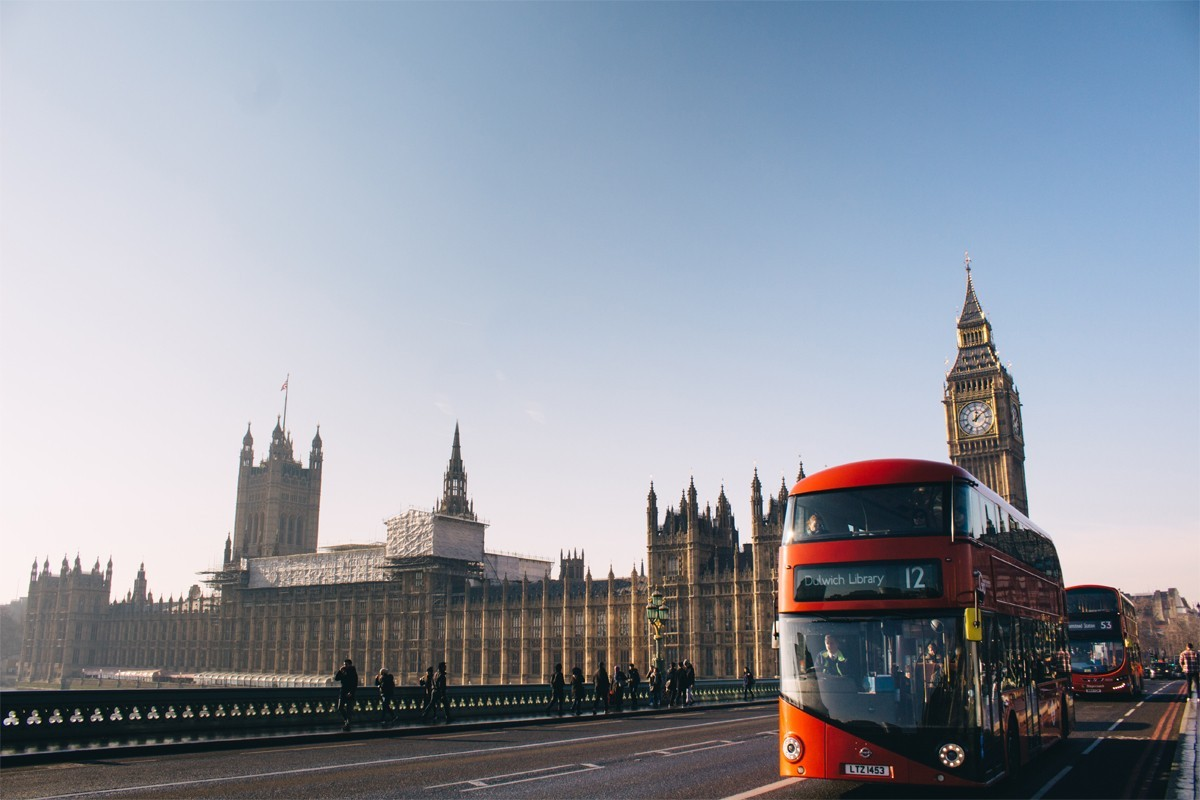 A record number of Canadians went to the U.K. this year, VisitBritain reports