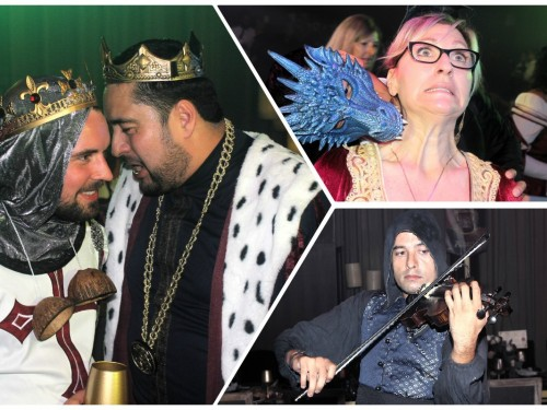 VIDEO: Palace Resorts threw a Game of Thrones-inspired party for Canadian agents and it was legendary