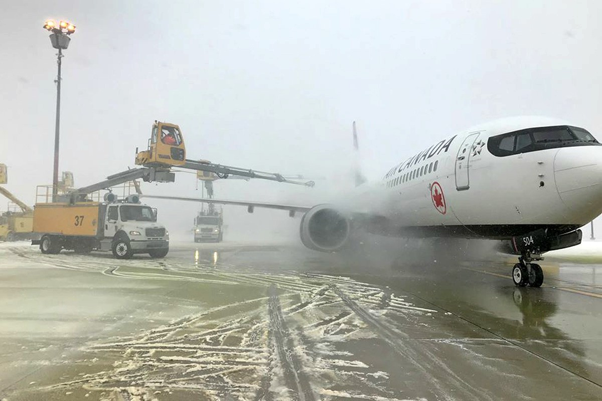 Major delays, cancellations expected at YYZ