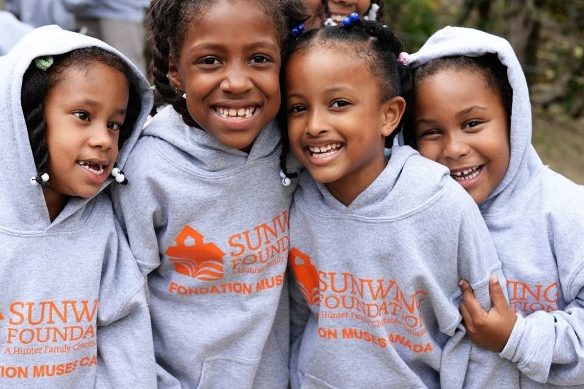 Sunwing teams up with Hakim in support of kids this holiday season