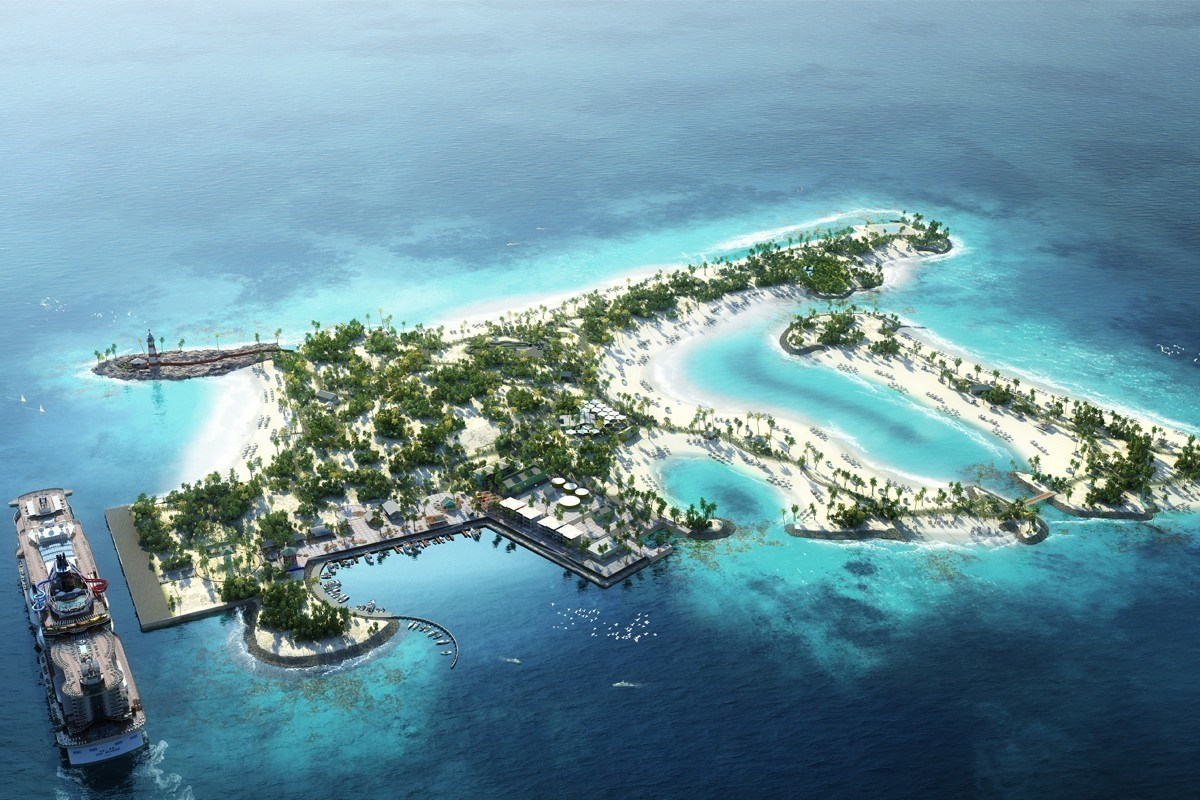 MSC Cruises sets a new opening date for Ocean Cay