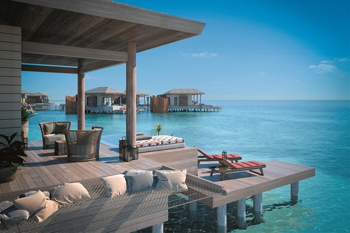 A group of luxury overwater bungalows are coming to Panama in 2021