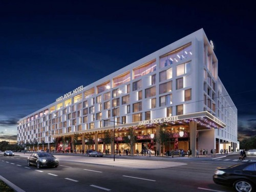 Hard Rock Hotel Prague coming in 2023