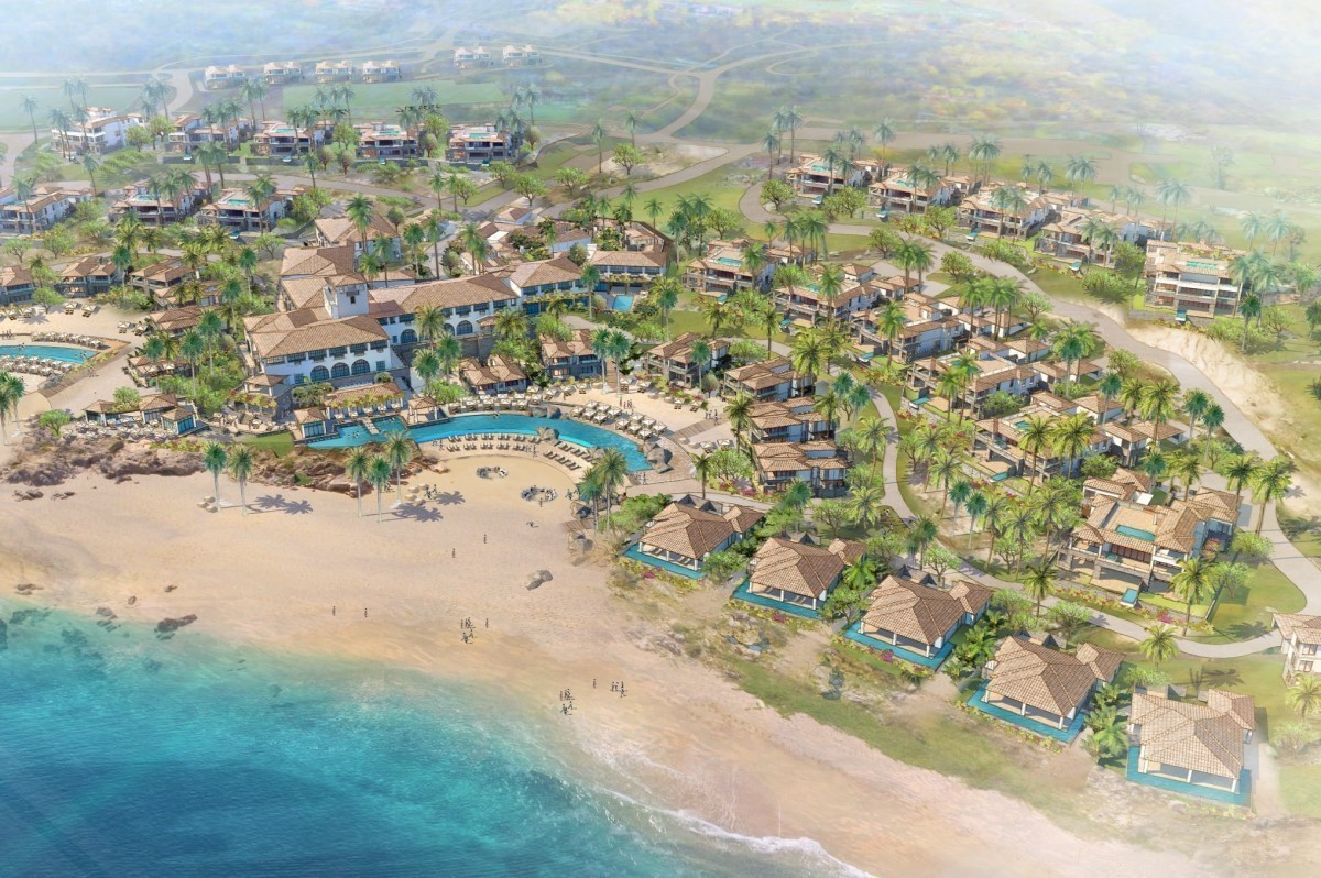 Los Cabos is getting a second Four Seasons property