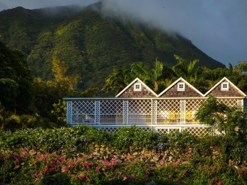 Nature meets luxury in Nevis