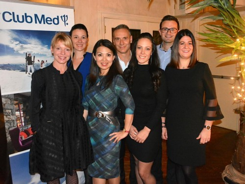 Club Med showcases the new & newly-renovated at 2019/2020 season launch