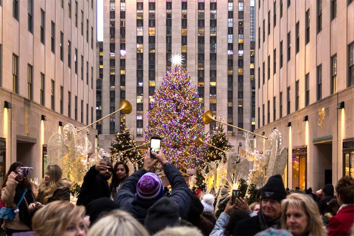 The top 10 things to do in NYC over the holidays