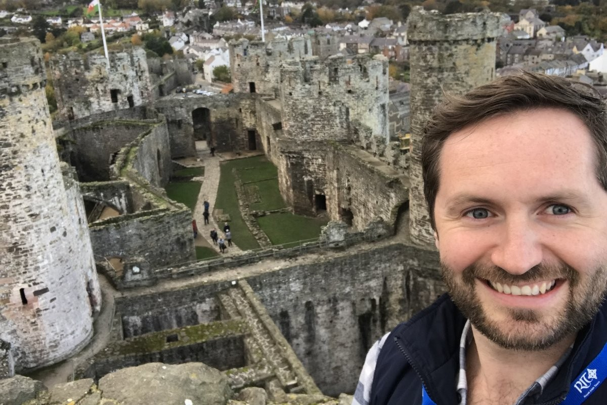 PAX Checks In with Royal Irish Tours' Jonathan Sargeant