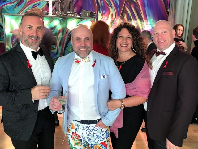 Canada's travel industry rallies to fight HIV/AIDS at Bloor Street Entertains