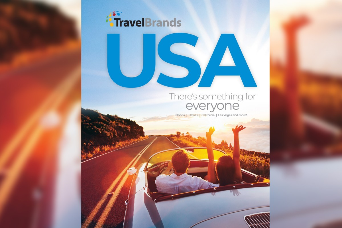New properties & tours featured in TravelBrands' USA brochure