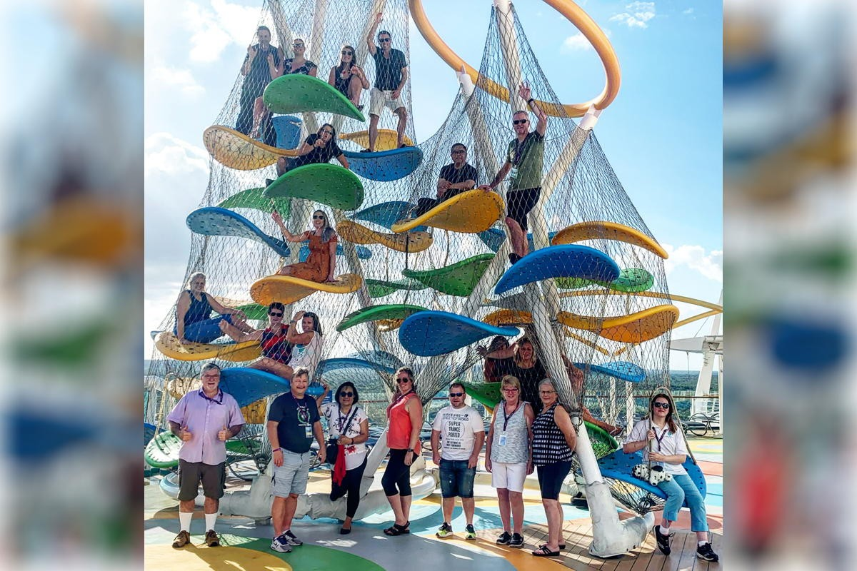 """""""A huge learning experience"""": TravelOnly's Workshop at Sea wraps in Fort Lauderdale"""