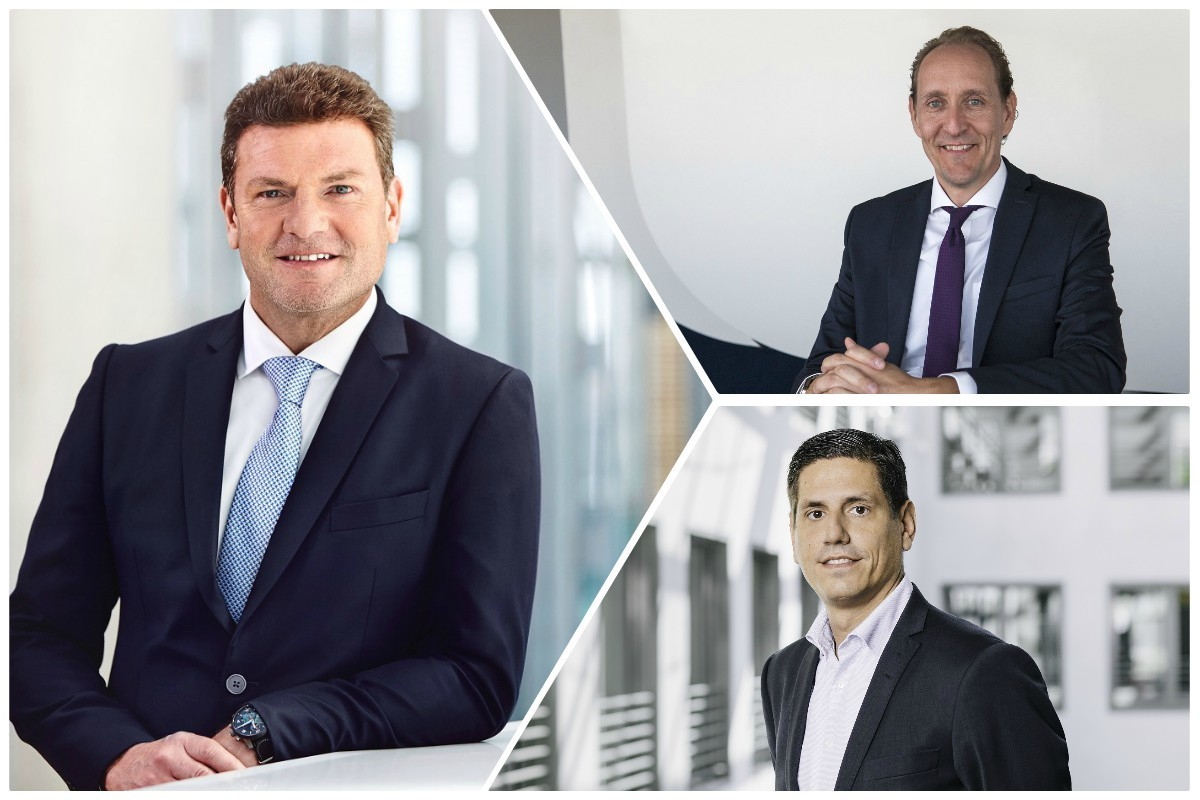 Lufthansa fills CEO, CFO positions for 2020